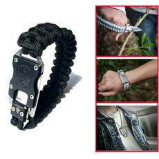 edc, Outdoor, rope bracelet, Jewelry