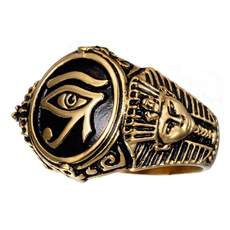 goldplated, Goth, gold, Egyptian