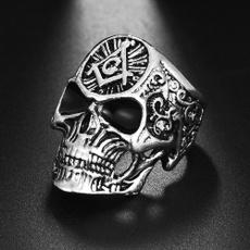 Steel, ringssaleparty, Stainless Steel, Jewelry