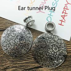 Steel, fleshtunnel, Stainless Steel, Jewelry