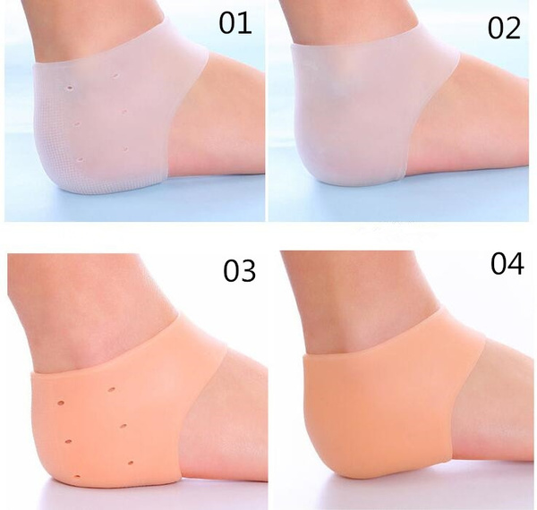 heelset, Silicone, Foot Care, Socks