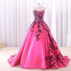 Formal Dress, ballgowndresse, Applique, quinceaneradresse
