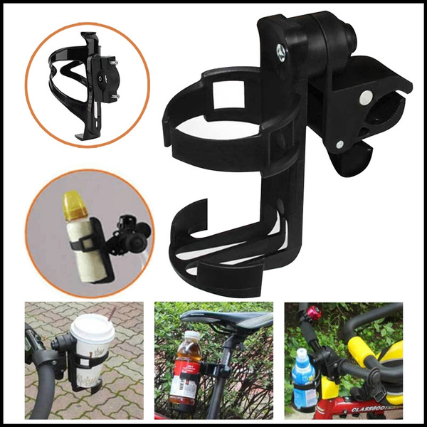 Water Bottle Drink Cup Holder Mount Cages for Motorcycle Bicycle Baby Strolle*es