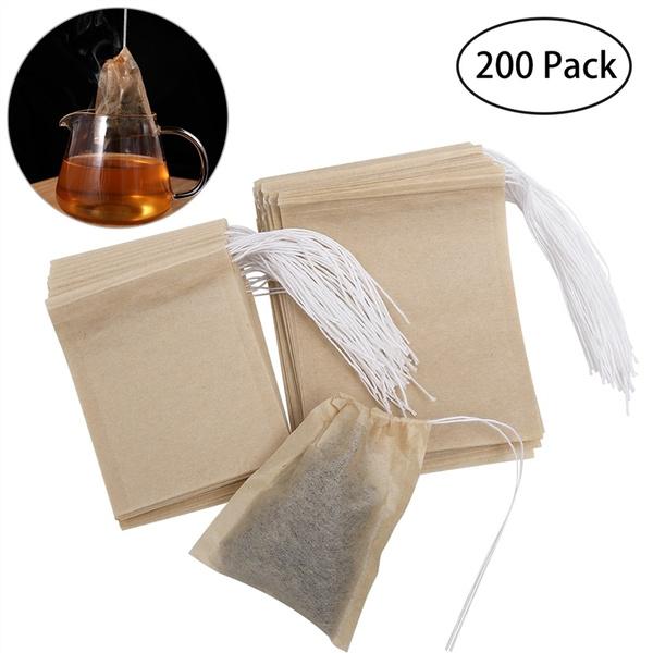 leaf, disposableteabag, teapouch, Home & Living
