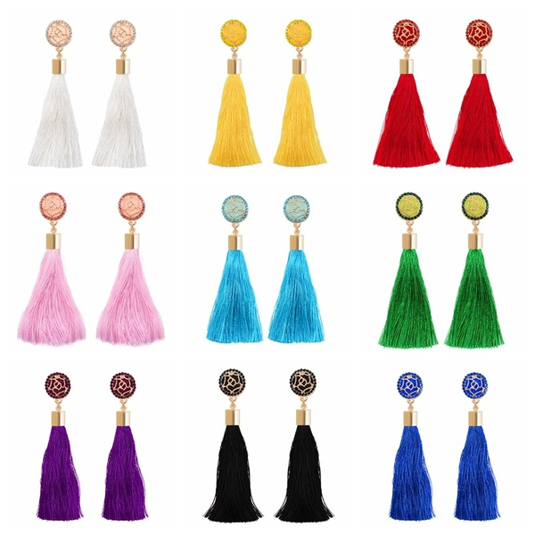 Fashion, vintage earrings, Stud Earring, wedding earrings