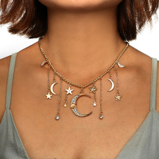 Necklace, Fashion Accessory, Star, Jewelry