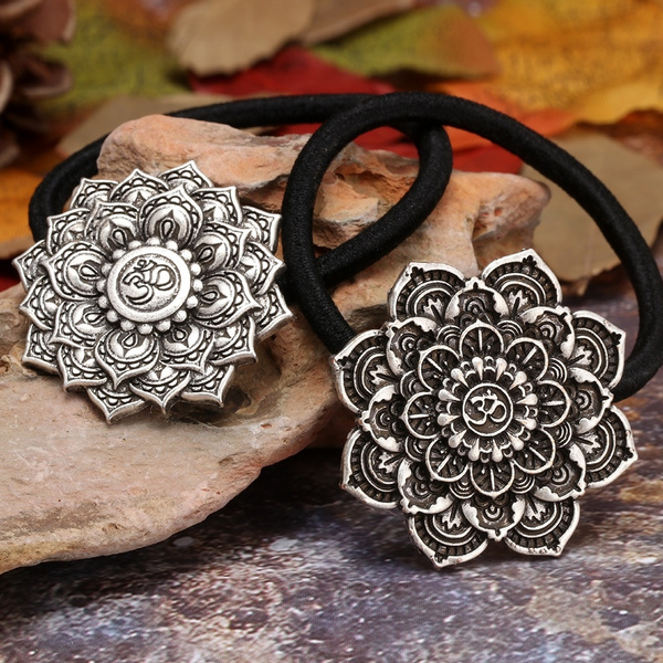 viking, vikinghairtie, Celtic, Flowers