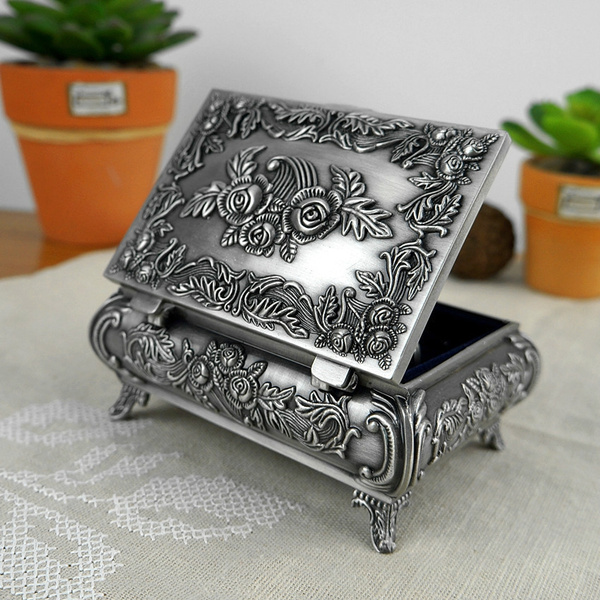 case, Box, antiquejewelrybox, Jewelry