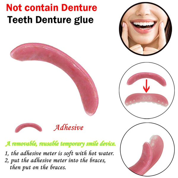 denture, toothcare, Tops, cosmetic