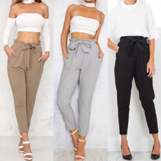 Women Pants, pencil, harem, Fashion