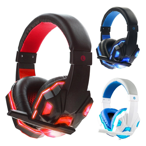 Blues, Headset, Video Games, Earphone