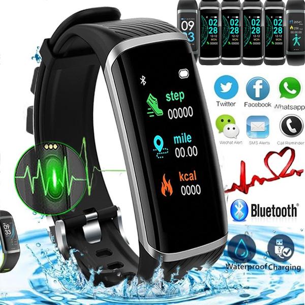 Heart, Outdoor, Waterproof, Watch