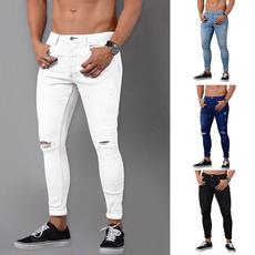 men jeans, Fashion, skinny pants, Casual pants