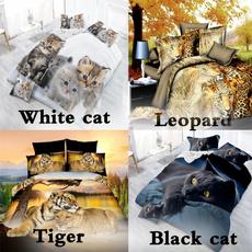 3danimalbeddingset, Bed Sheets, Animal, Home & Living