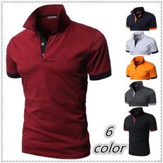 Cotton, menscasualpolo, Fashion, Cotton Shirt