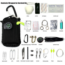 outdoorcampingaccessorie, Outdoor, camping, emergencykit