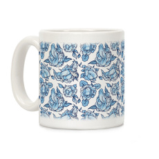 dickflower, Funny, Coffee, Ceramic