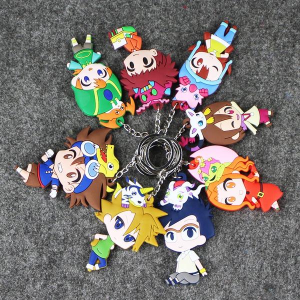 Toy, Key Chain, Jewelry, figure