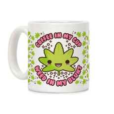 Coffee, smokingweed, cutecoffeemug, Cup