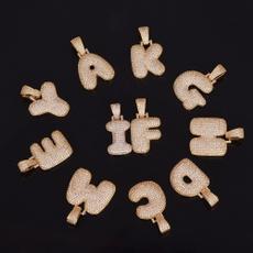 Cubic Zirconia, Jewelry, Chain, unisex