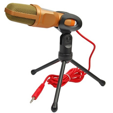 Microphone, microphonewithstand, Computers, Tech & Gadgets