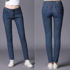 womens jeans, zipperpant, straightjean, pants