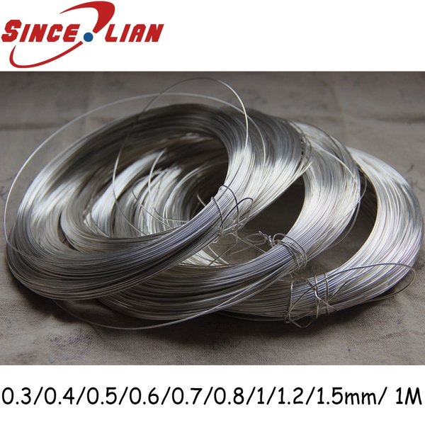 Sterling, Wire, Strings, Thread