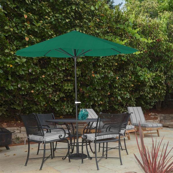 Outdoor, Umbrella, deck, tilt