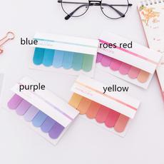 gradientcolor, cute, Escola, stickynote
