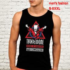 lesssleevetshirt, Tank, thunderdome, menscooltshirt