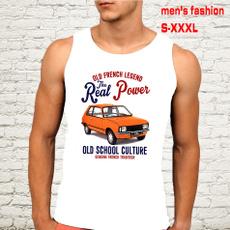 Vest, Fashion, printed shirts, mensclassic