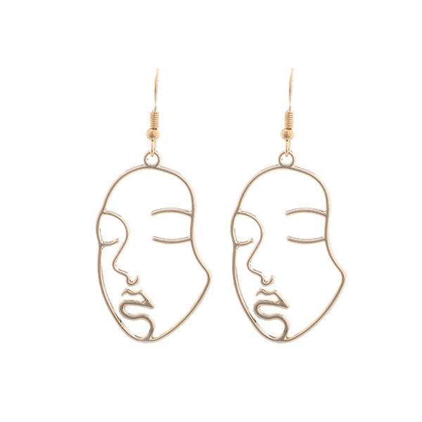 Dangle Earring, Jewelry, gold, Stud Earring