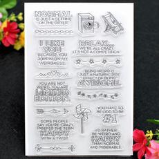 Card, scrapbookingamppapercraft, Stamps, relax