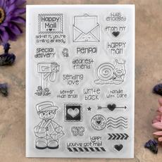 Card, Love, scrapbookingamppapercraft, rubberstamp