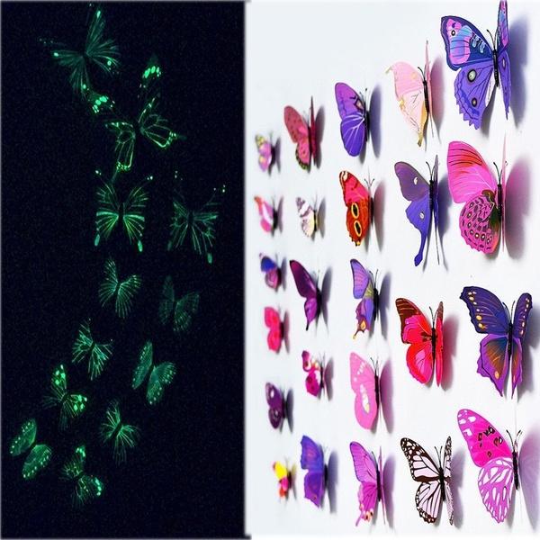butterfly, butterflywallsticker, art, Home Decor