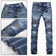 Plus Size, Men, pants, distressed