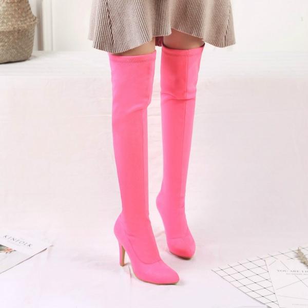 pink, Fashion, Womens Shoes, Elastic