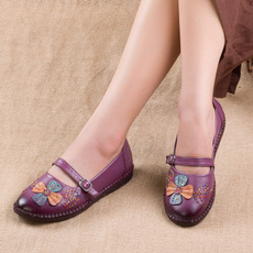 Flats, Style, Genuine, 5b70ea67f6b43657ed4053c3