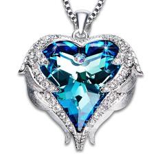 Heart, Jewelry, cartoonspendant, Shiny