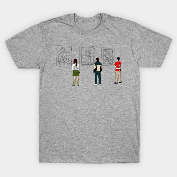 Mens T Shirt, ferrisbuellersdayoff, Shorts, Cotton