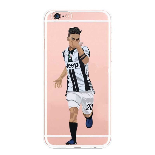 Paulo Dybala Juventus Argentina Phone Case Cover for Iphone 7/7 Plus/6 6s Iphone 8/iphone 8 Plus/iphone X Samsung Galaxy Case Cell Phone Skin   Wish