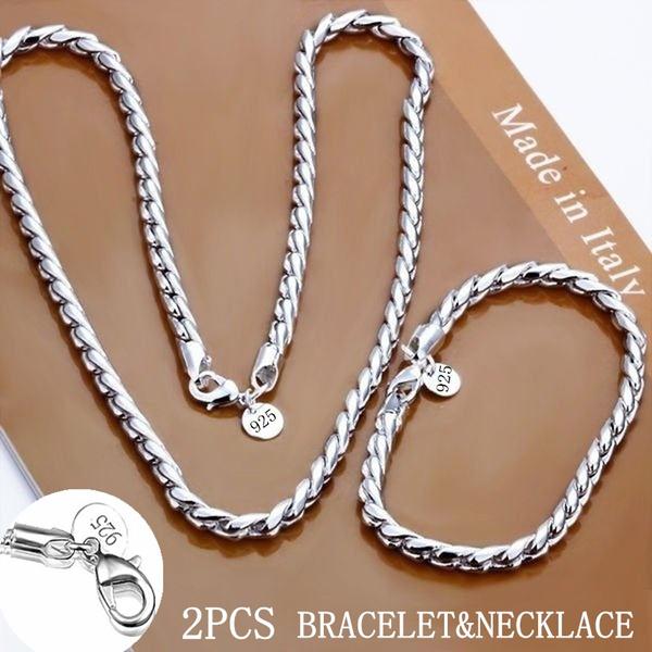 Sterling, sterling silver, Chain, Wedding