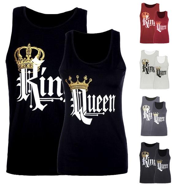 King, Vest, Men's vest, couplesvest