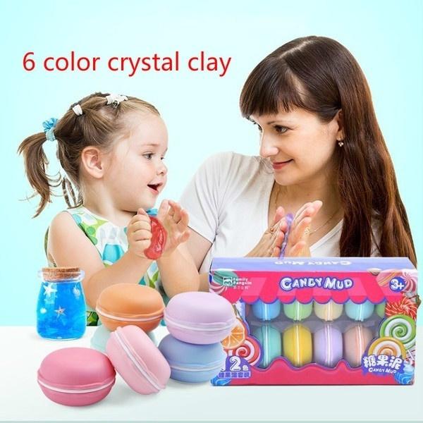 macaron, Toy, Crystal, Children's Toys