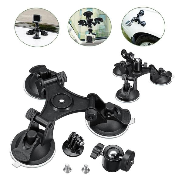 DSLR, camerabracket, Cup, headmount