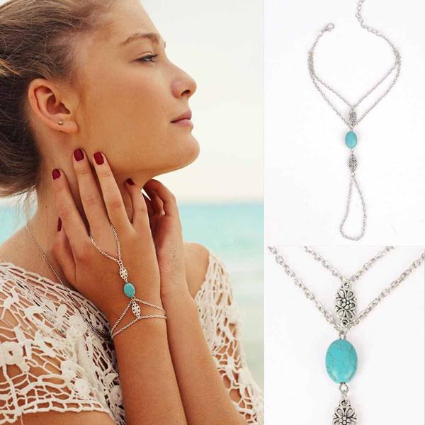 Beautiful, Jewelry, Chain, Harness