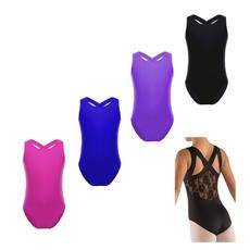 Ballet, Sport, Lace, gymnasticsleotard