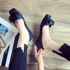 Flats, Footwear, Woman, on