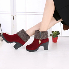 Fashion, Winter, for, Boots