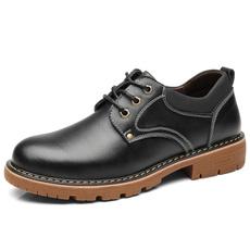 Fashion, Genuine, Lace, flat shoe